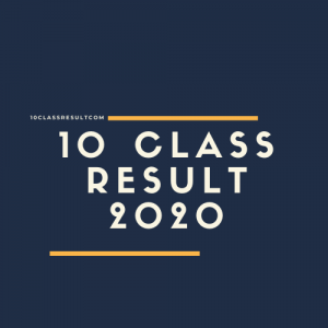 10th Class Result 2020