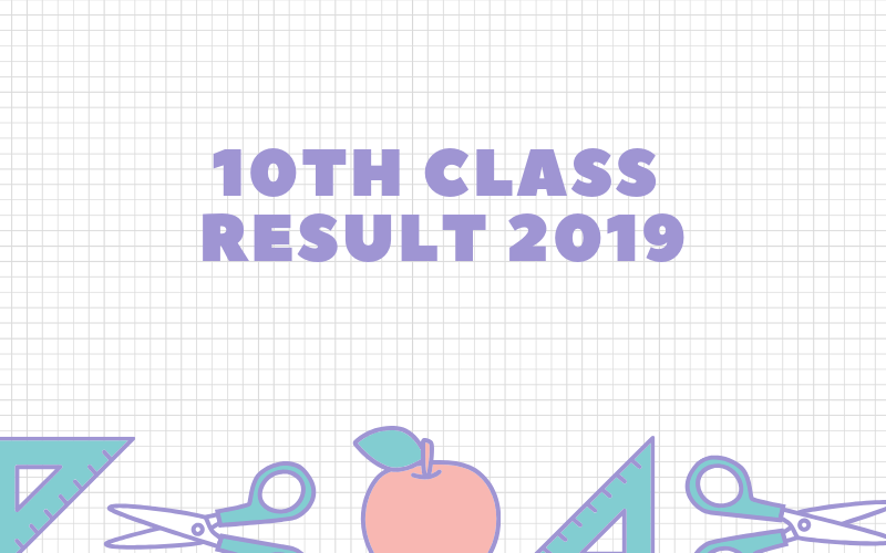 10 class result