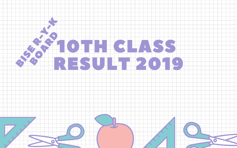 bise rahim yar khan board 10th class result 2019