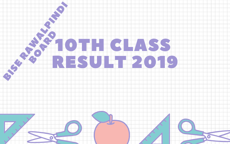 bise rawalpindi board 10th class result 2019