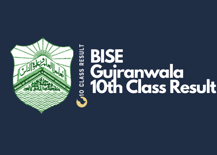 BISE Gujranwala 10th Class Result